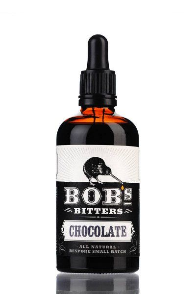Cocktail Bitters Bob's Bitters - Chocolate 34,9% - 10cl