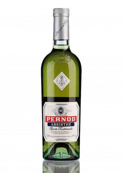 Absinthe Pernod - Recette Traditionnelle 68% - 70cl