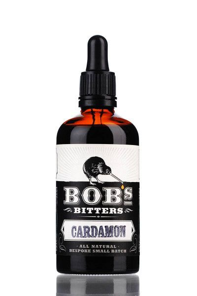 Cocktail Bitters Bob's Bitters - Cardamom Bitters 33,3% - 10cl