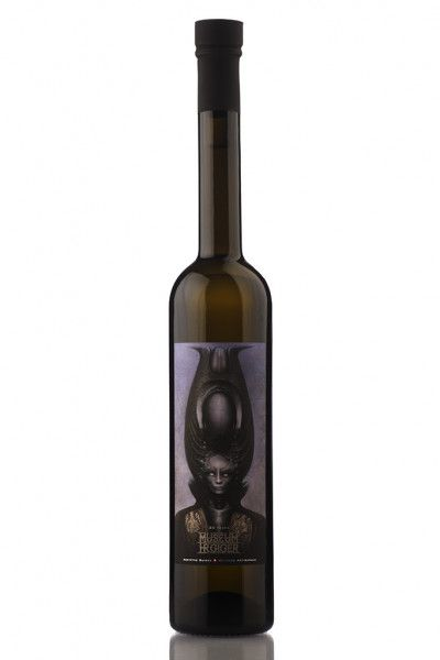 Absinthe HR Giger 20th Anniversary Museum Limited - 50cl