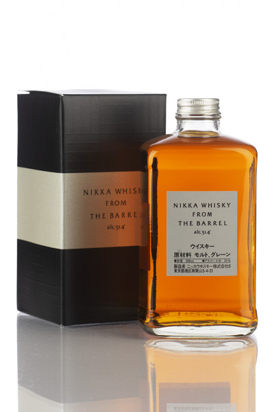 NIKKA from the barrel Whisky 51,4% - 50cl