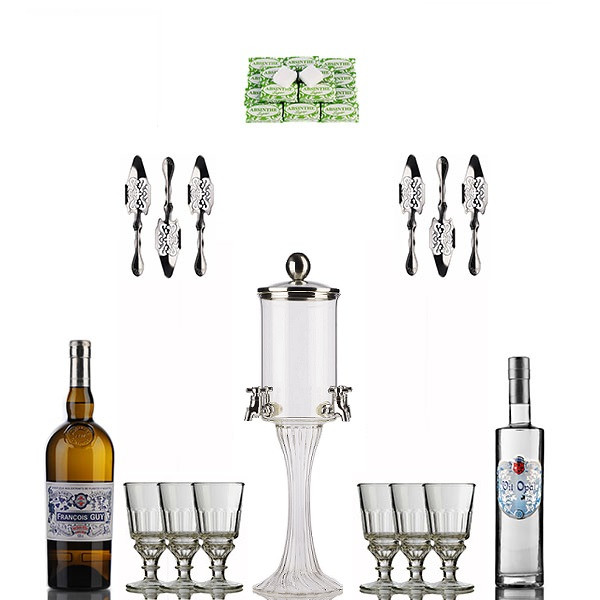 Set Absinthe Party