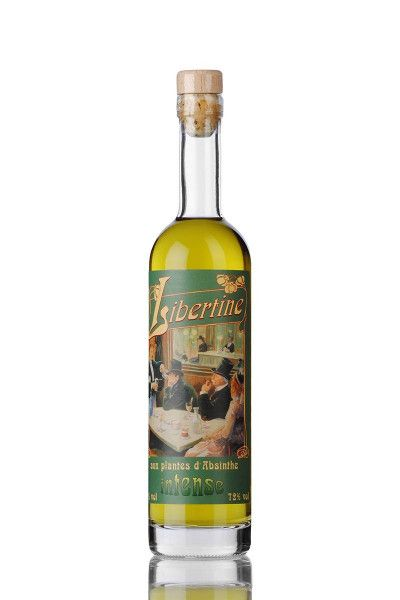 Absinthe Libertine 72 Intense 72% - 20cl